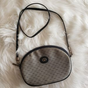 Vintage Gucci Clutch Crossbody Bag